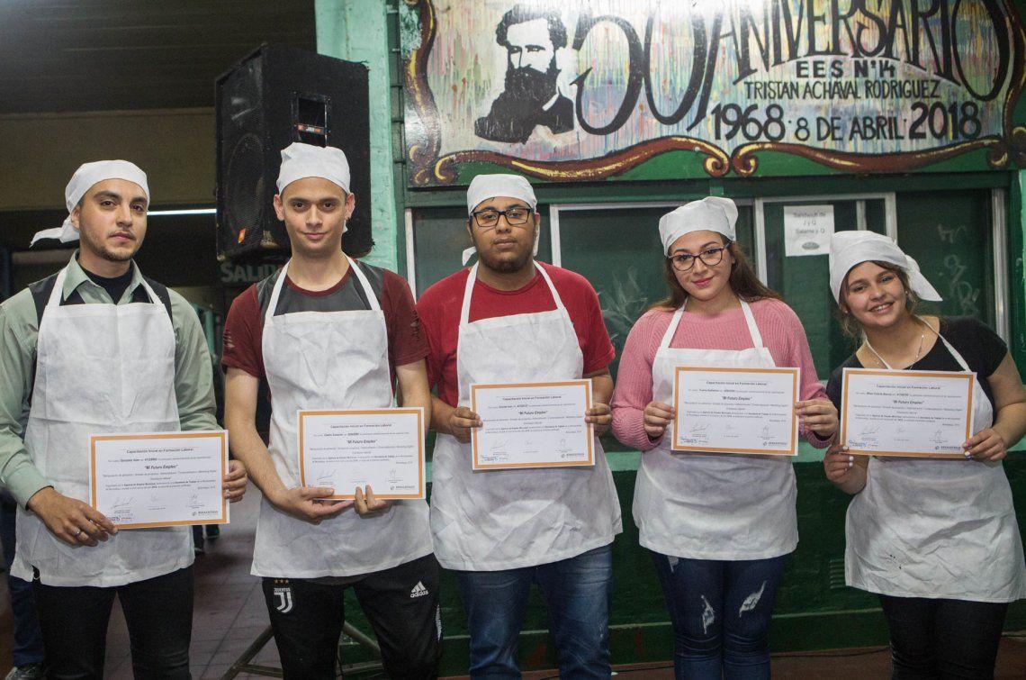 Los estudiantes enriquecieron sus conocimientos sobre la cultura gastronómica.