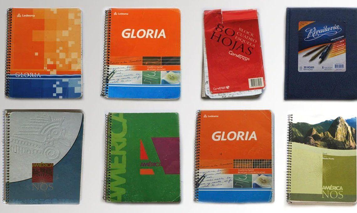 Causa de los Cuadernos: la Justicia analiza seis ejemplares presentados que serían los originales escritos por Oscar Centeno