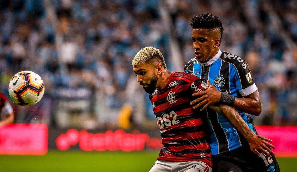 Flamengo confirmó 38 casos de coronavirus en el club: tres son jugadores