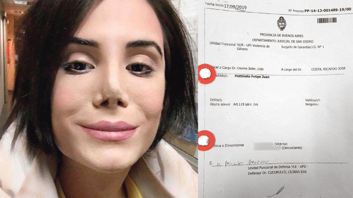 Felipe Pettinato denunciado por abuso sexual de una menor
