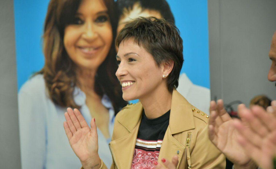 Mayra Mendoza ganó la interna del Frente de Todos en las PASO y quiere ser la primera mujer en gobernar Quilmes.