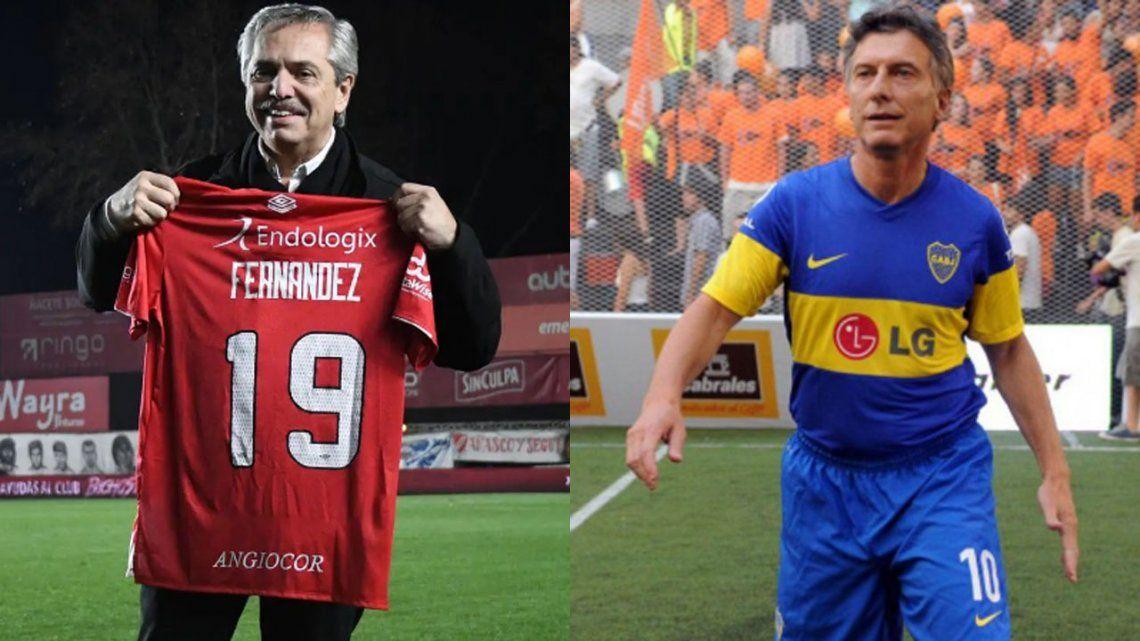 Elecciones 2019   Los clubes de fútbol de los que son hinchas los 50 candidatos más importantes