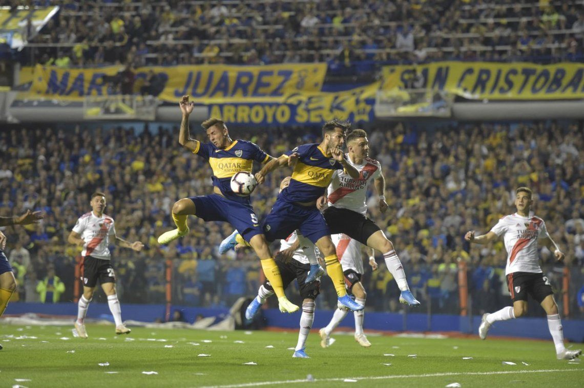Boca – River: Conmebol publicó la revisión que hizo el VAR de las jugadas polémicas en la semifinal de la Copa Libertadores