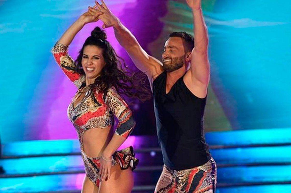 Al final, Cinthia Fernández seguirá en el Súper Bailando 2019