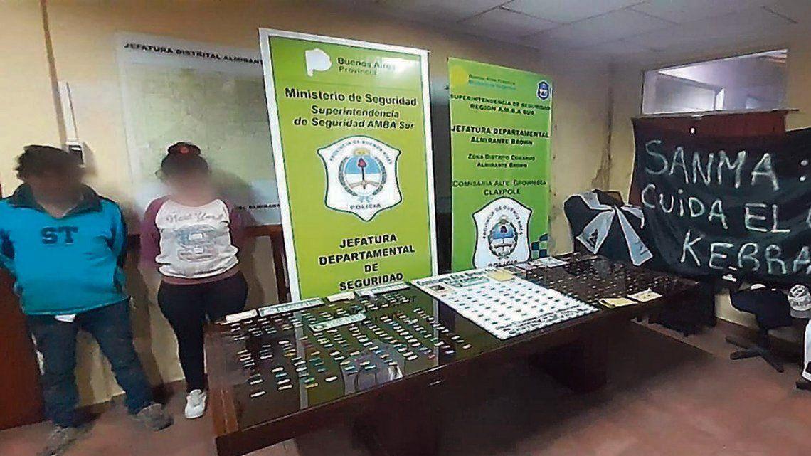 Detienen a El Polaco, un barrabrava acusado de narcomenudeo
