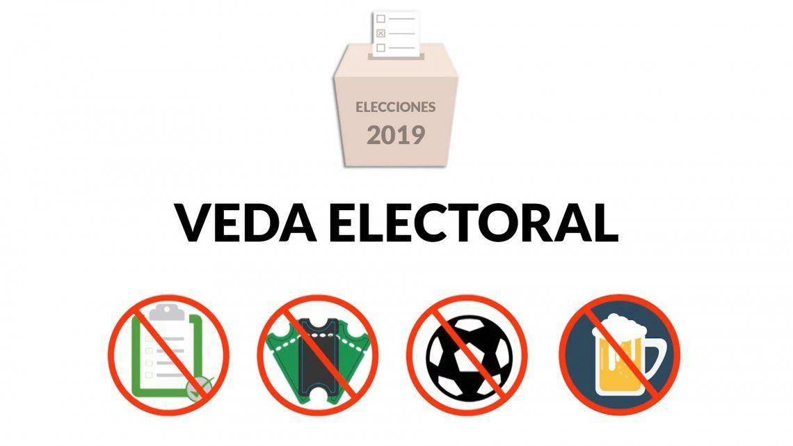 Elecciones 2019 | Veda electoral: ¿cuándo arranca, qué se puede hacer y qué no?