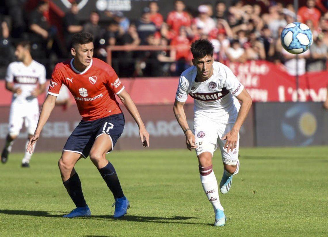 Independiente-Lanus por Copa Argentina: las mejores fotos del triunfo del Granate