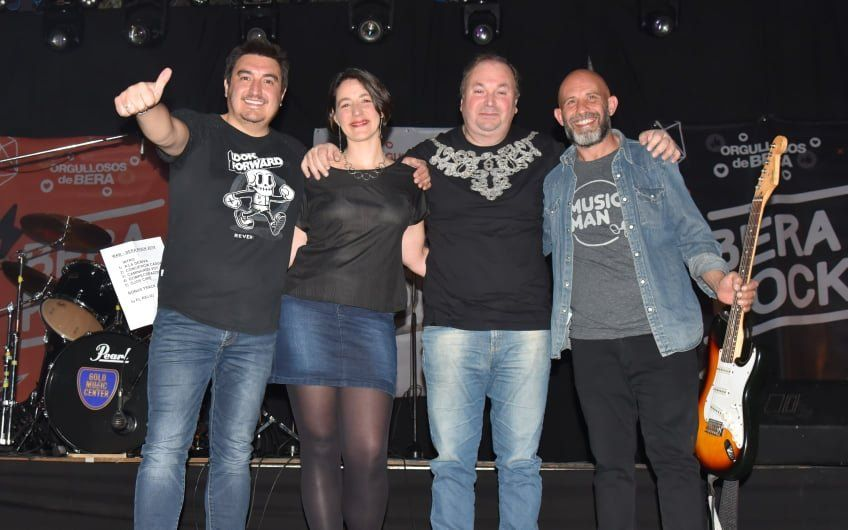 WAB, una banda familiar desde Berazategui