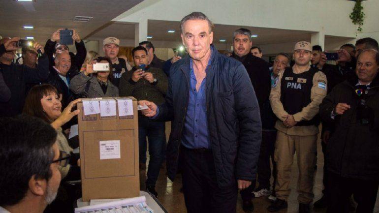 Elecciones 2019 | Pichetto: Somos optimistas, el Presidente hizo un esfuerzo extraordinario