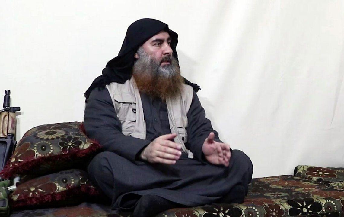 Trump confirmó la muerte del máximo líder del Estado Islámico
