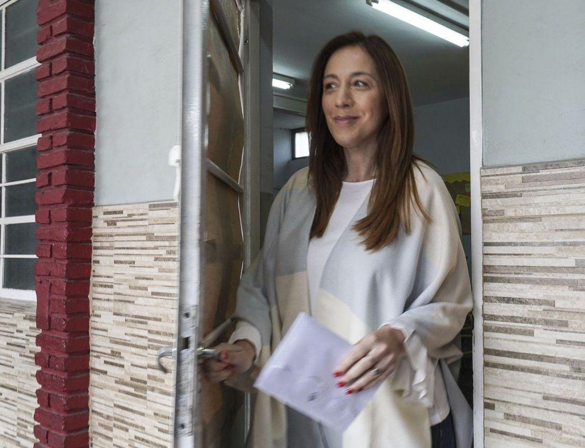Elecciones 2019 | Vidal: Espero que sea la elección con mayor concurrencia