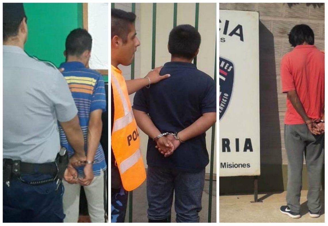 Elecciones 2019 | Al menos tres personas fueron detenidas después de votar