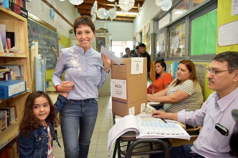 Mayra Mendoza, de La Cámpora a ser la primera intendenta de Quilmes