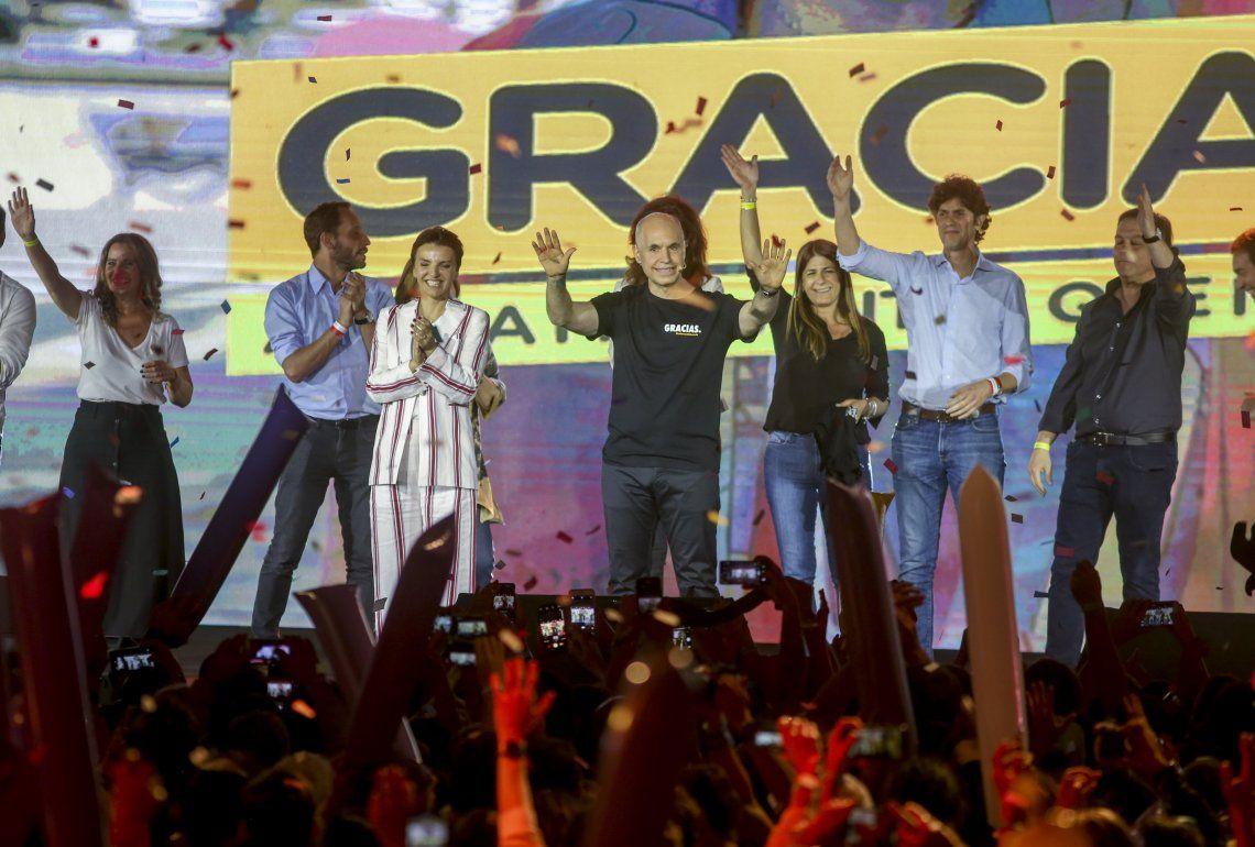 Elecciones 2019 | Larreta: Hicimos una elección histórica en la Ciudad de Buenos Aires