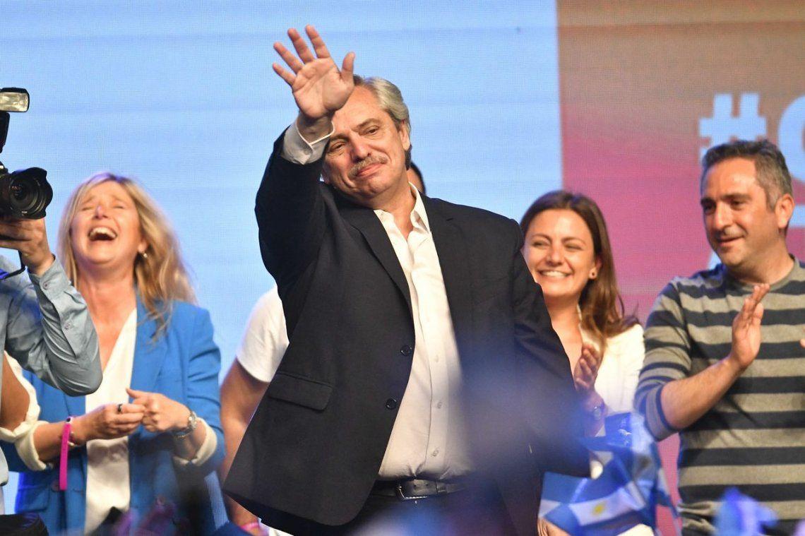 Elecciones 2019 | Alberto Fernández, presidente electo en primera vuelta con casi ocho puntos de ventaja sobre Macri