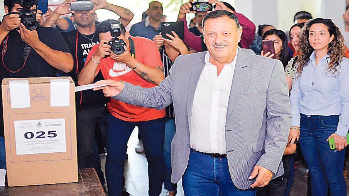 El peronista Ricardo Quintela, electo gobernador de La Rioja