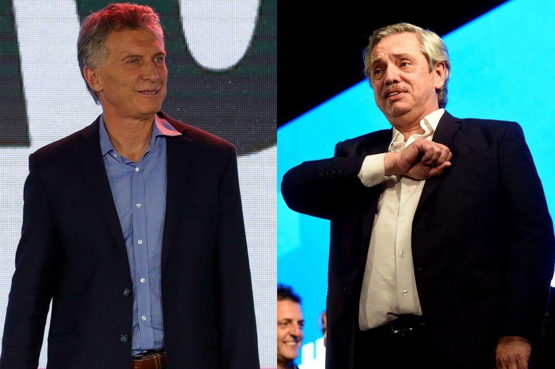 Elecciones 2019 | Cierres de campaña: Mauricio Macri en Córdoba, y Alberto Fernández en Mar del Plata
