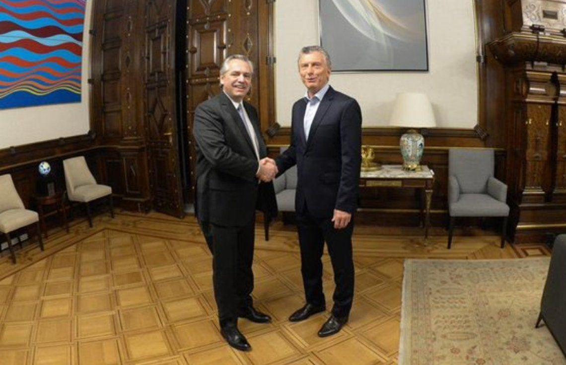 Elecciones 2019 | Macri sobre la transición: Mi  equipo y yo estamos a disposición para trabajar