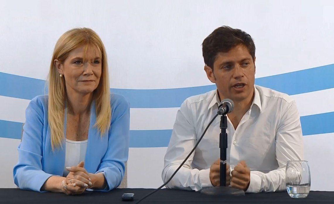 Elecciones 2019 | Axel Kicillof: Nos dejaron tierra arrasada