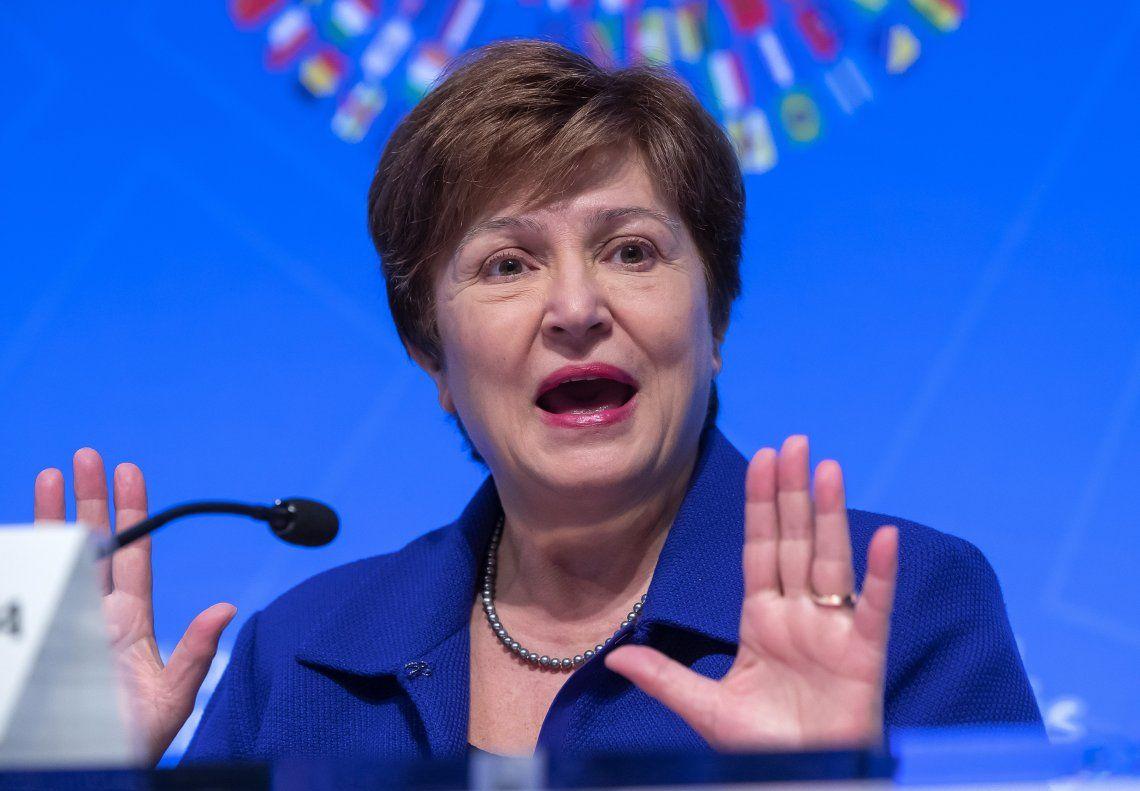 El FMI reconoció que la deuda de Argentina no es sostenible
