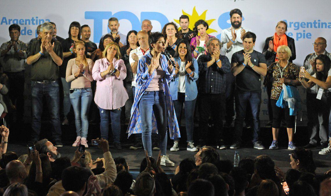 La candidata del Frente de Todos cosechó el 49.55 por ciento de los votos.