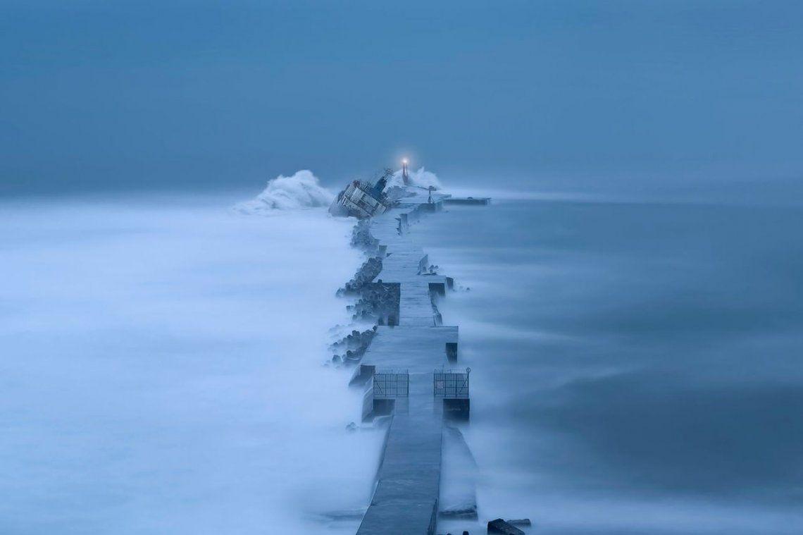 El barco de los varados