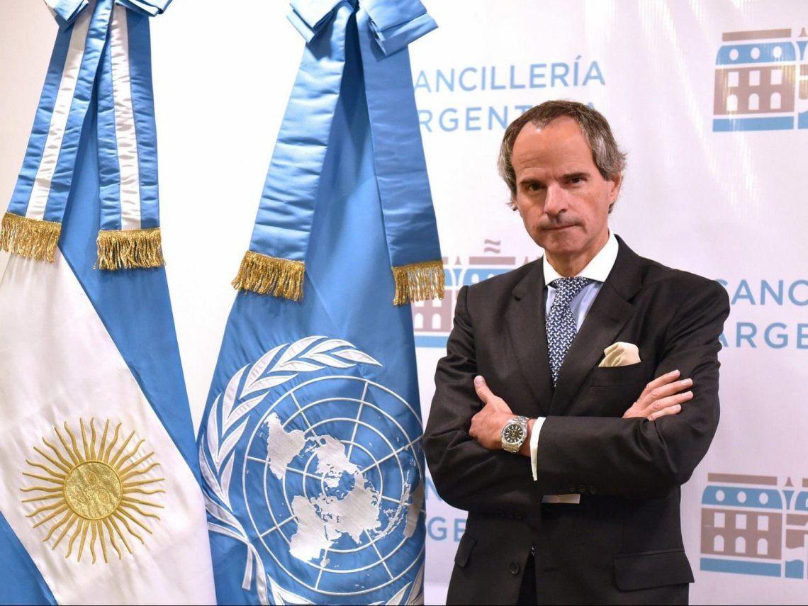 El argentino Rafael Grossi fue elegido como nuevo director de la agencia nuclear de la ONU