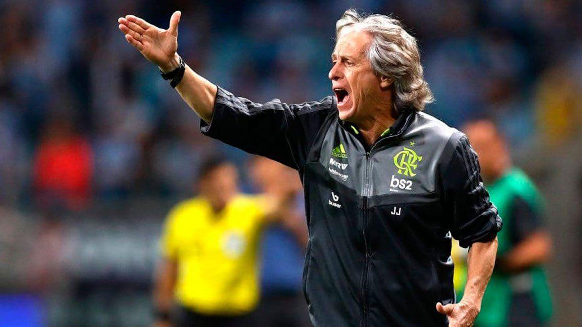 Una nueva de Conmebol: El DT de Flamengo podría perderse la final con River y su goleador sería sancionado