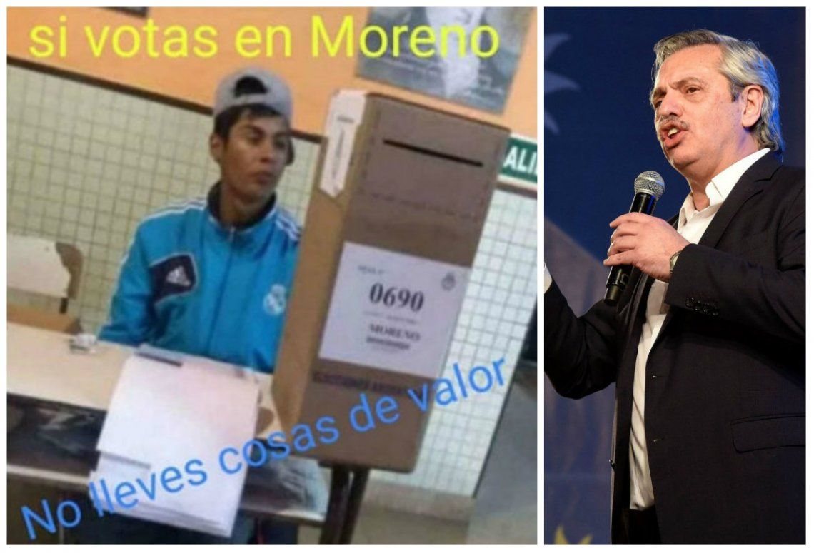 Alberto Fernández defendió al joven discriminado por Facebook: Todos somos Brian