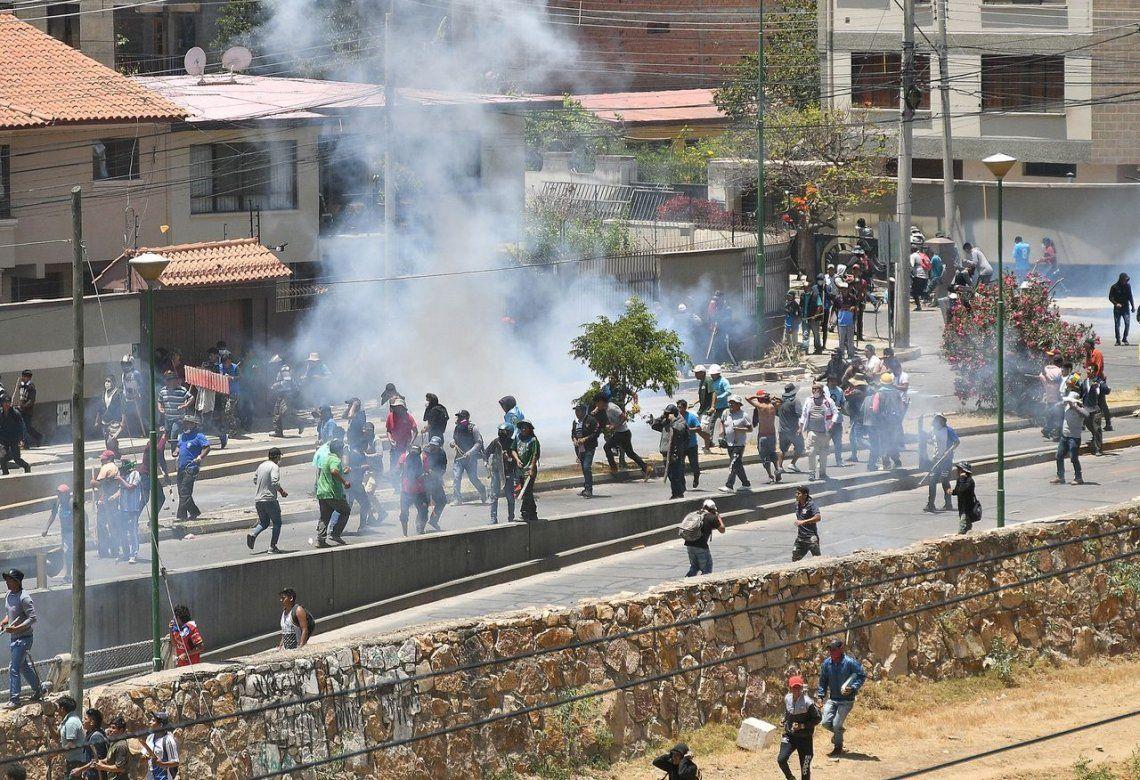 Bolivia: siguen los enfrentamientos entre partidarios y contrarios de Evo Morales