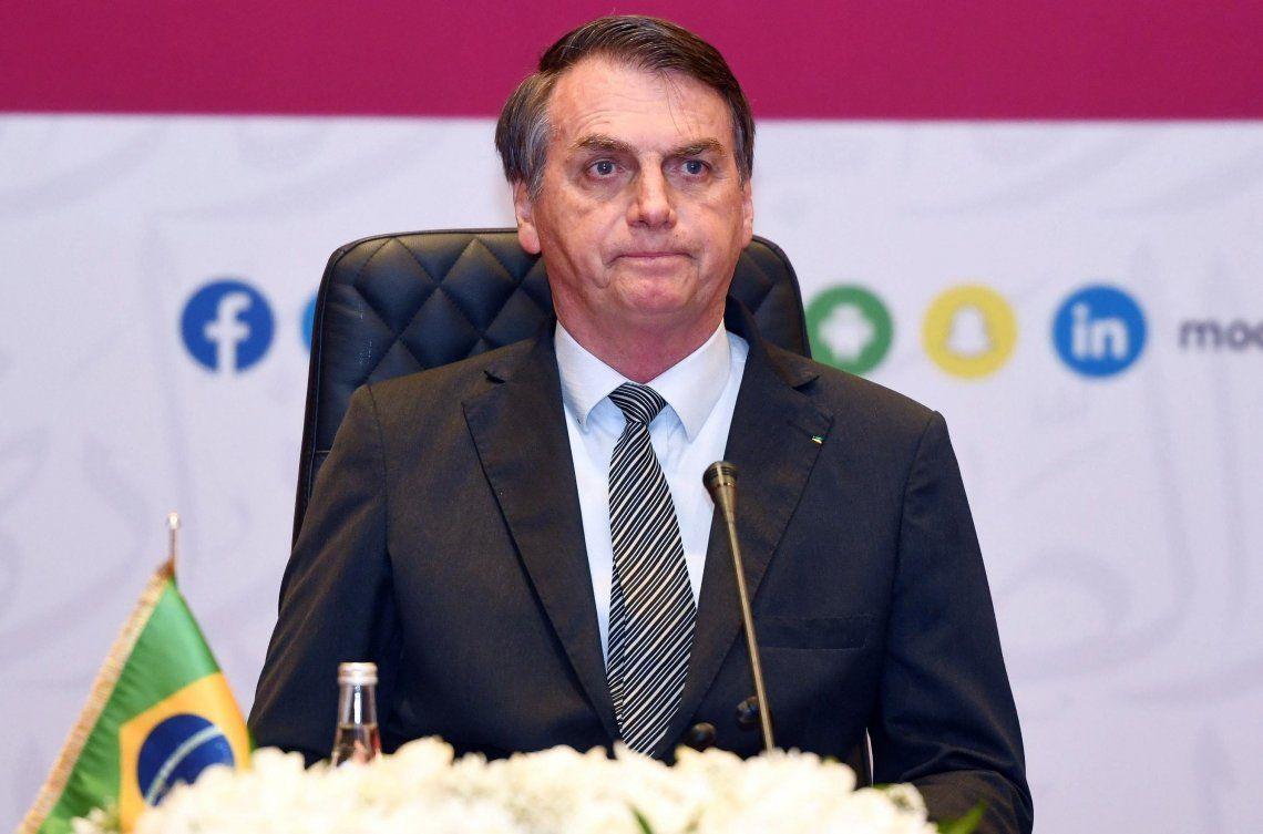 Bolsonaro, tras el triunfo de Alberto Fernández: Nos preparamos para lo peor