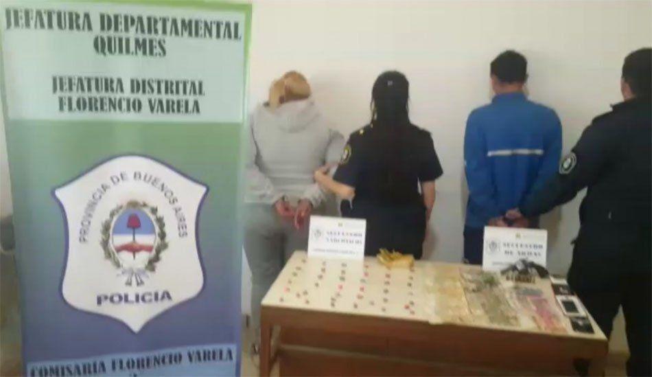 Florencio Varela: cayó la banda narco de La Gorda Claudia y de su hijo Jony