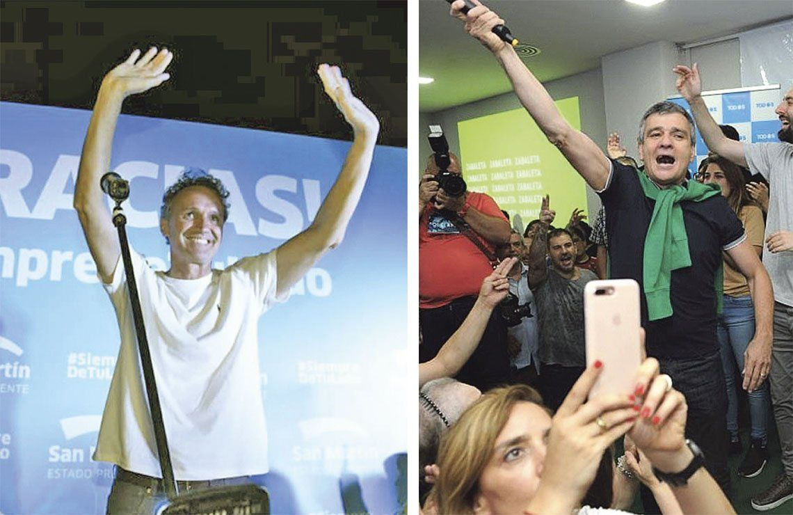 Elecciones 2019 | San Martín y Hurlingham: Gabriel Katopodis y Juan Zabaleta, los grandes ganadores