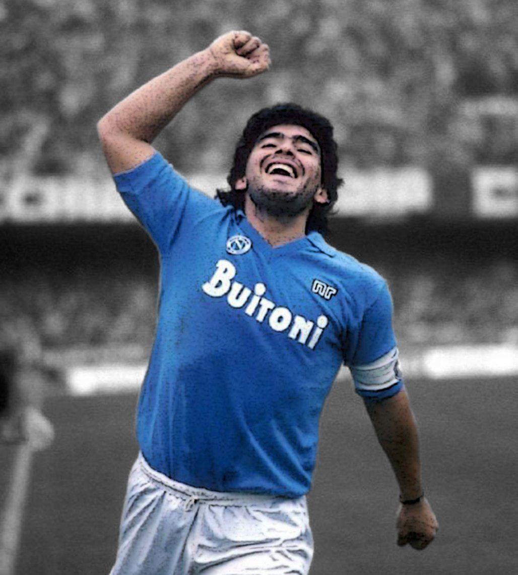 Opinión   Maradona: antes quemarse que apagarse