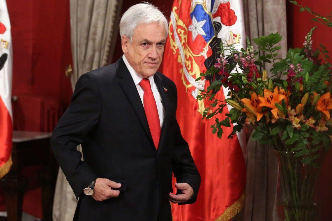 Chile canceló una cumbre a la que iba asistir Trump