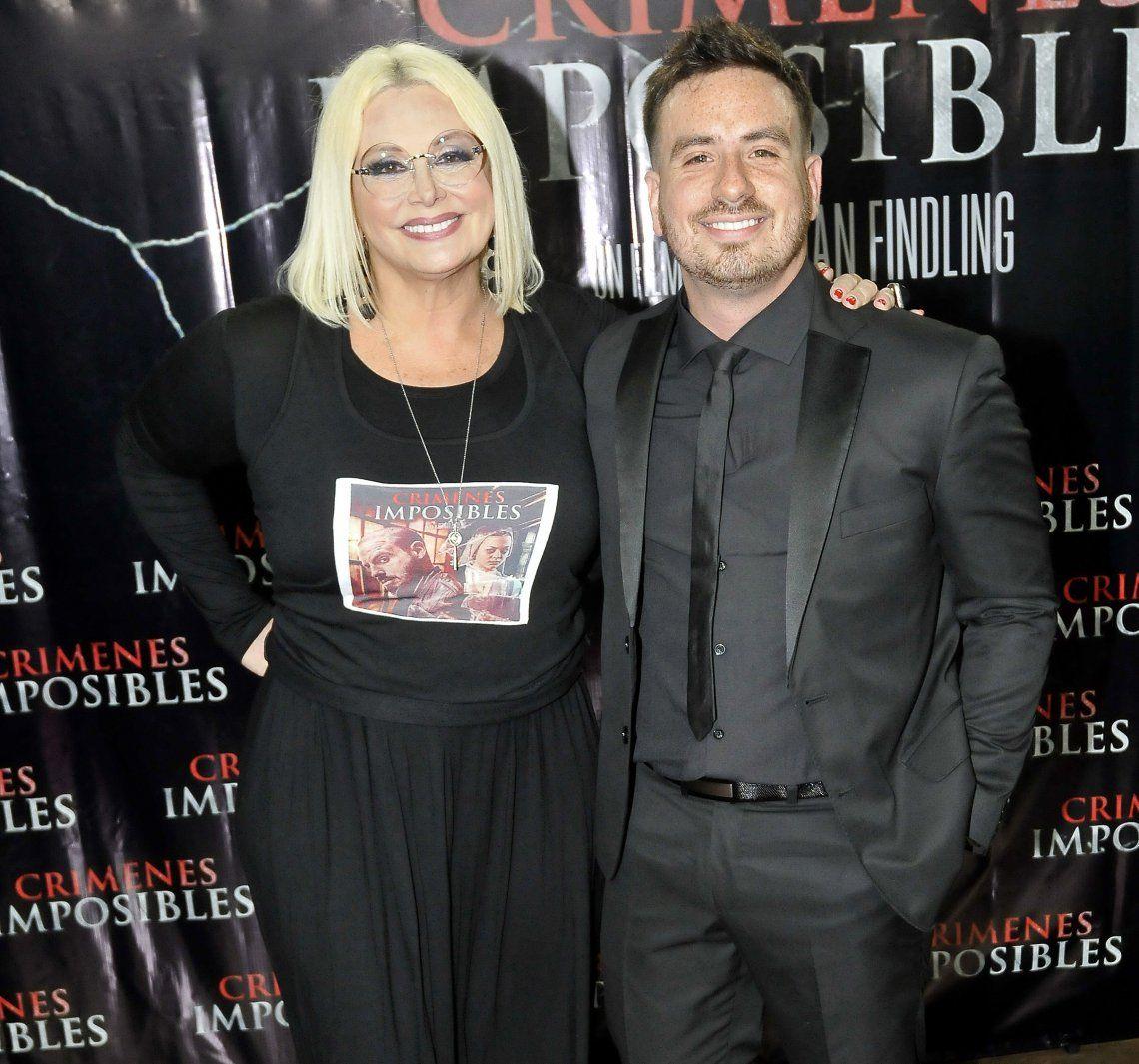 En el estreno de Fede Bal, el cruce de película lo tuvieron Guillermo Marín y Valeria Archimó