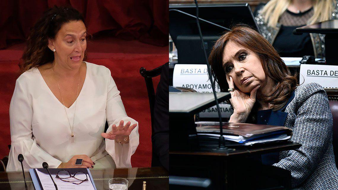 Cristina Kirchner y Gabriela Michetti hablaron por teléfono por la transición