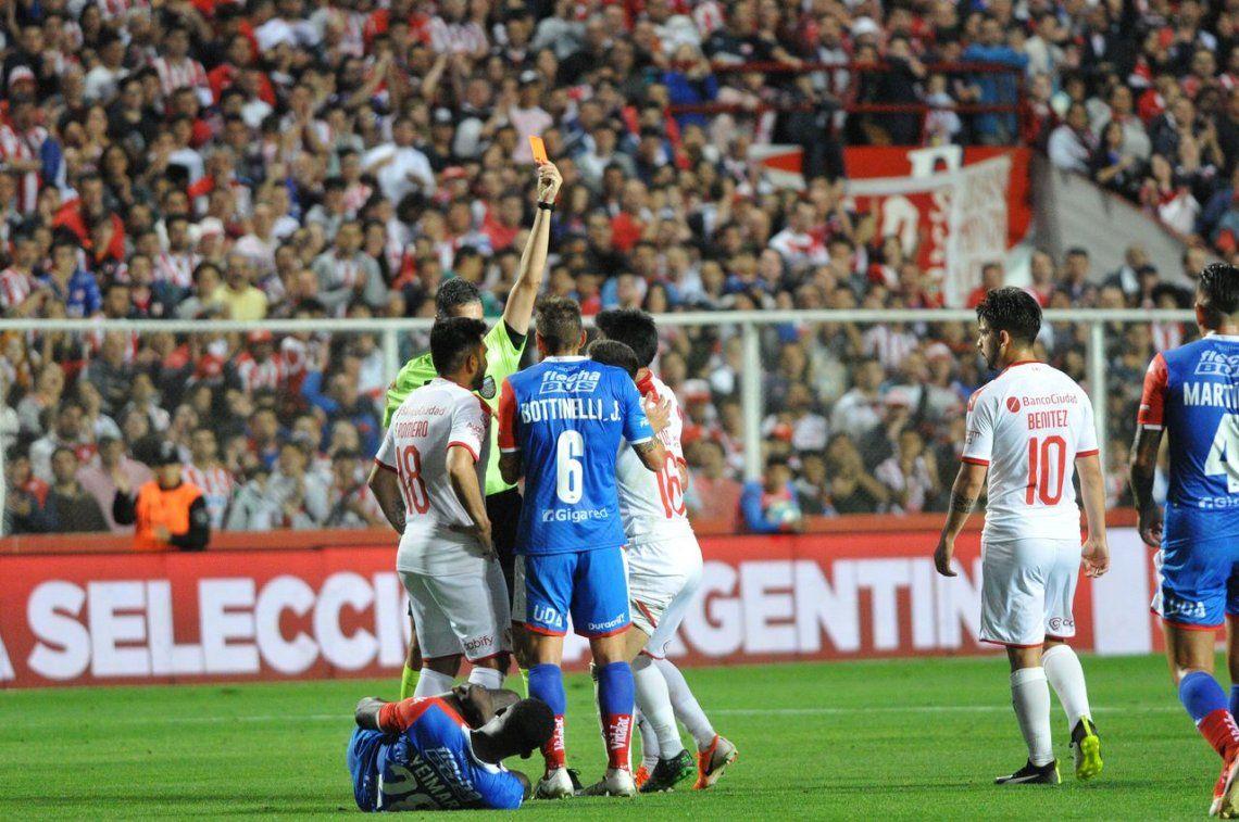 Se durmió: Unión le empató a Independiente en el último segundo