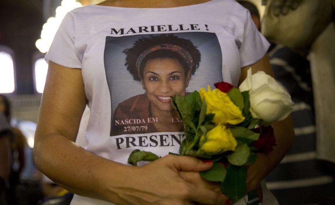 El crimen de la concejal Marielle Franco mantiene en vilo a Brasil.