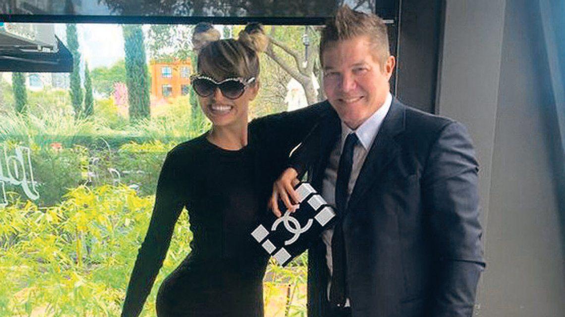 Vicky Xipolitakis se peleó con Fernando Burlando por la causa contra su ex pareja