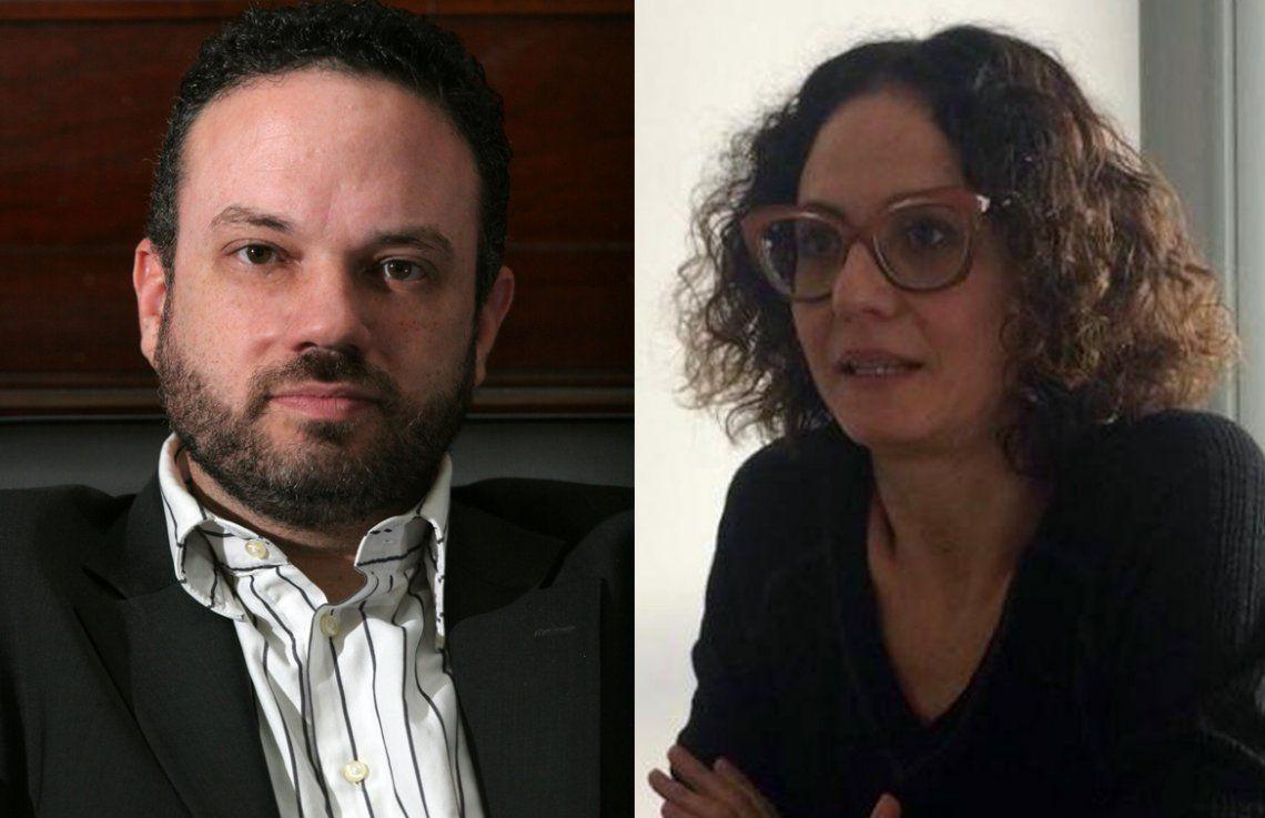 Matías Kulfas y Cecilia Todesca, los economistas elegidos para manejar la transición