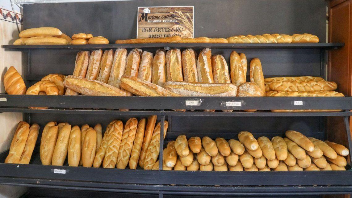 Suspendieron la venta de harina y el pan podría aumentar