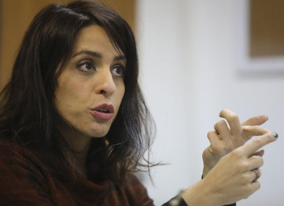 Victoria Donda presentó un proyecto para reemplazar la Policía Federal por una Policía Democrática