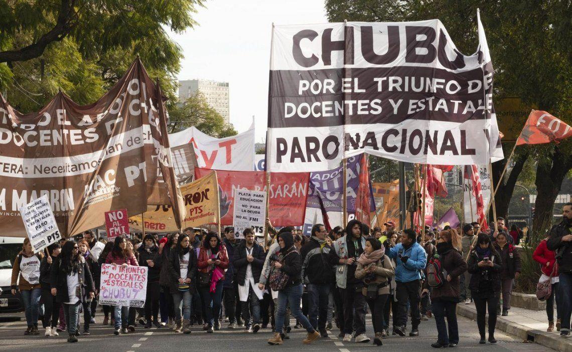 Chubut: por los paros docentes, ningún alumno repetirá de año