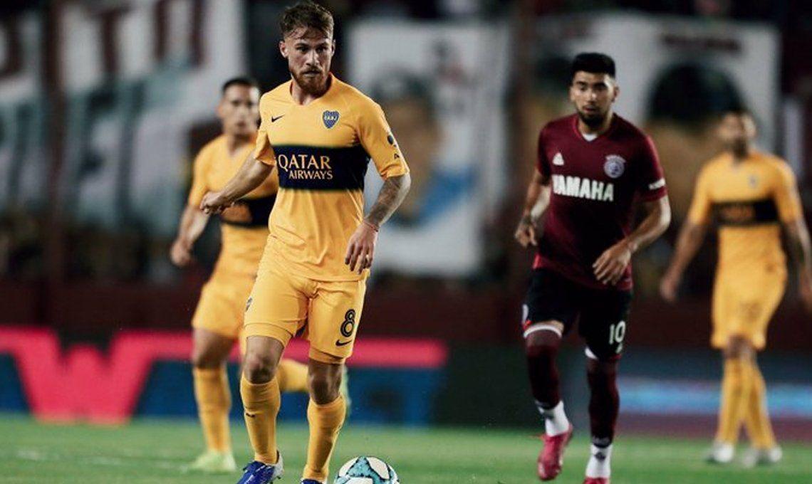 Lanús-Boca, por la Superliga: El Granate le ganó al Xeneize por 2-1 y ocupó su lugar en la tabla