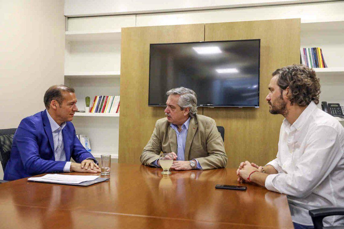 Alberto Fernández se reunirá con el mandatario mexicano Andrés Manuel López Obrador