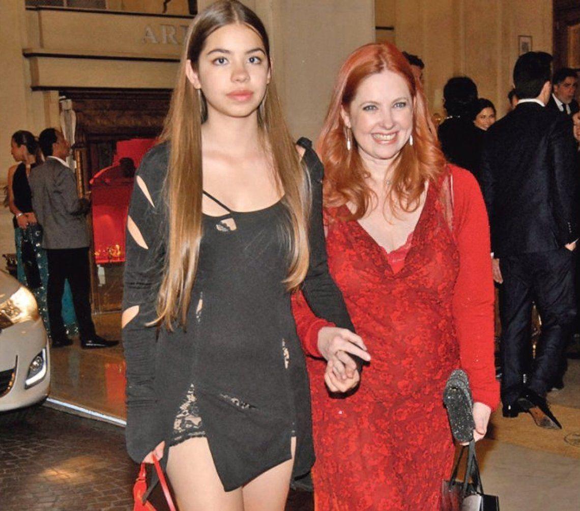 Anna Chiara, la hija de Andrea del Boca, denunció a su padre por abuso sexual y corrupción de menores