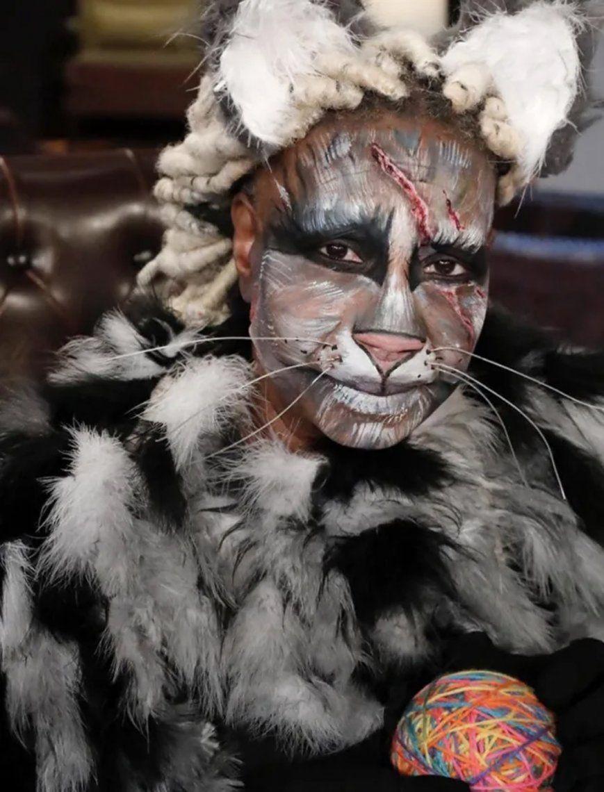 Los famosos argentinos y del mundo se disfrazaron para celebrar la Noche de Brujas