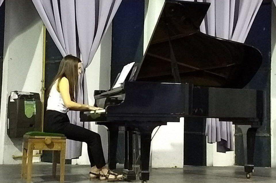 La pianista Paloma Tojo interpretará distintos temas en el Museo de Artes Visuales.