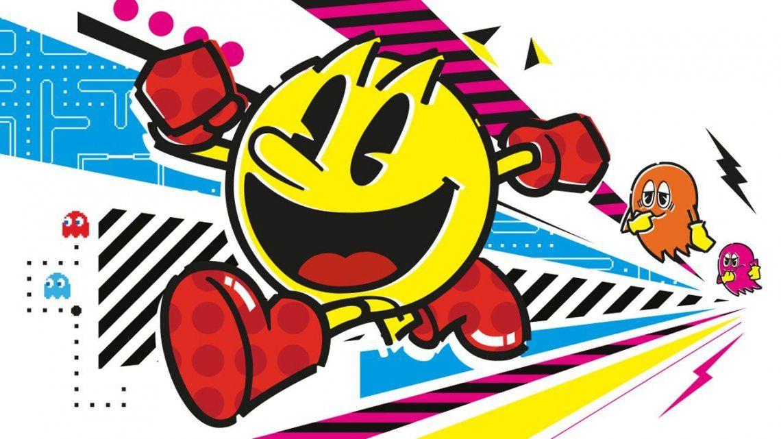 Pac-Man, la súper estrella del mundo de los videojuegos, cumple 40 años